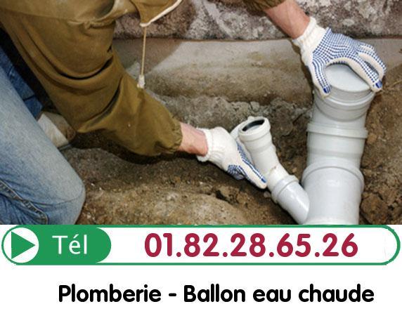 Canalisation Bouchée Avon 77210