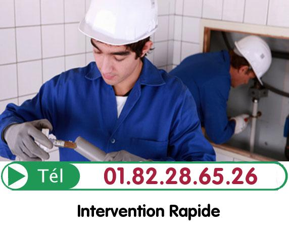 Canalisation Bouchée Bagnolet 93170