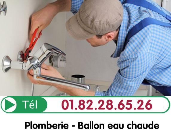 Canalisation Bouchée Bailly Romainvilliers 77700