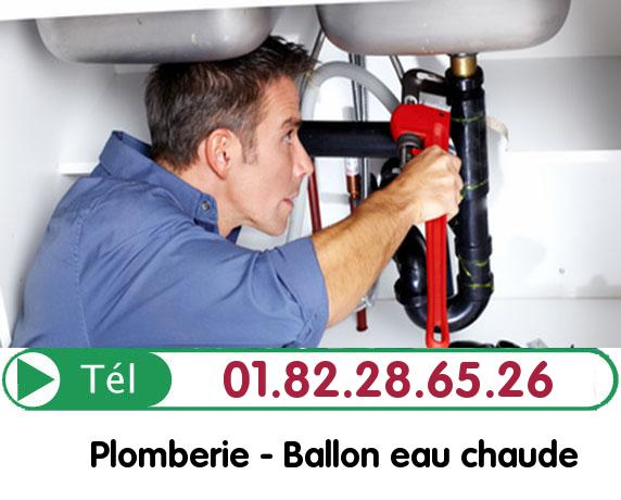 Canalisation Bouchée Bernes sur Oise 95340