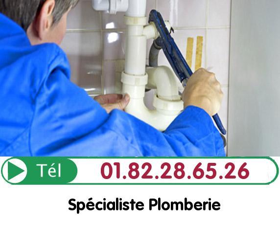 Canalisation Bouchée Beynes 78650