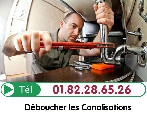 Canalisation Bouchée Colombes 92700