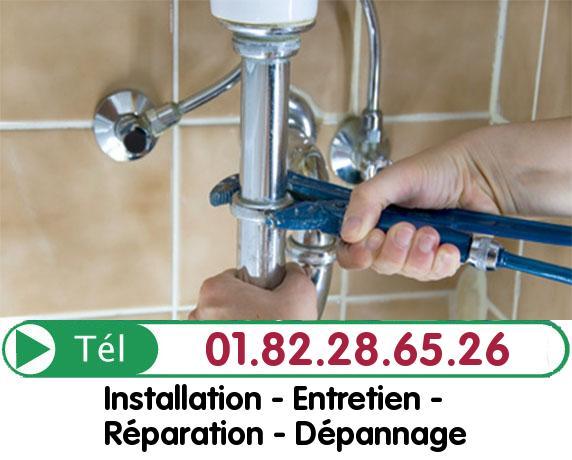 Canalisation Bouchée Dammarie les Lys 77190