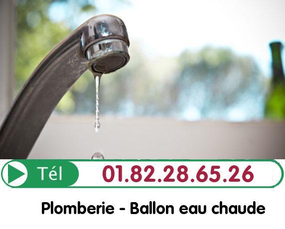 Canalisation Bouchée Domont 95330