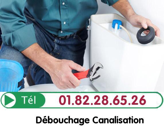 Canalisation Bouchée Dugny 93440