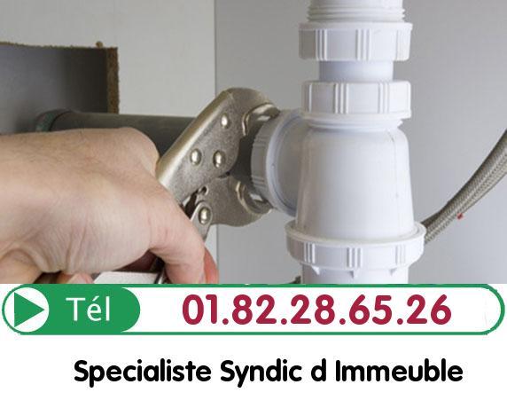 Canalisation Bouchée Ecouen 95440