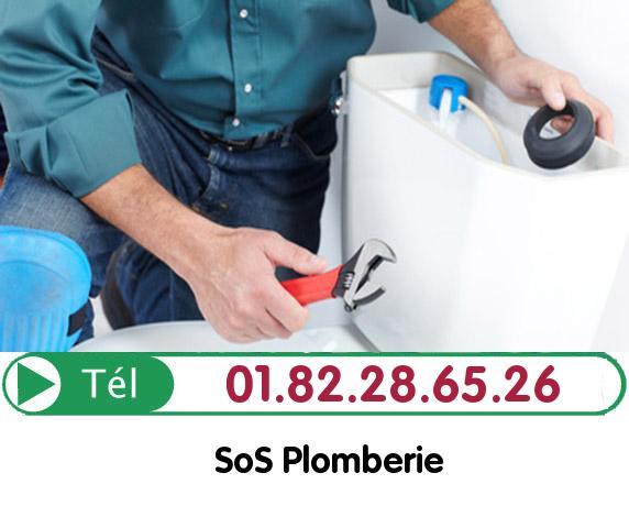 Canalisation Bouchée Fontainebleau 77300