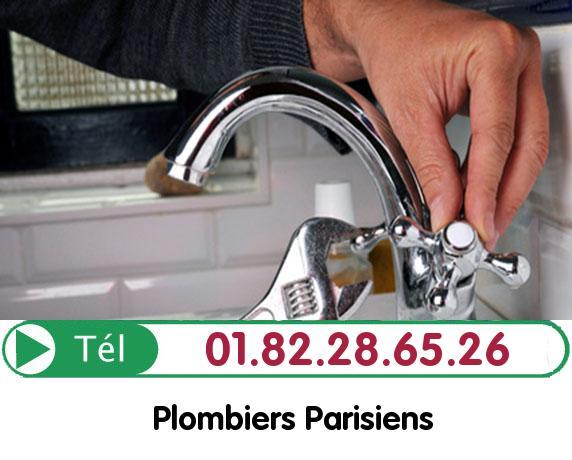Canalisation Bouchée Juziers 78820