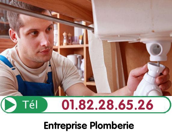 Canalisation Bouchée La Verriere 78320