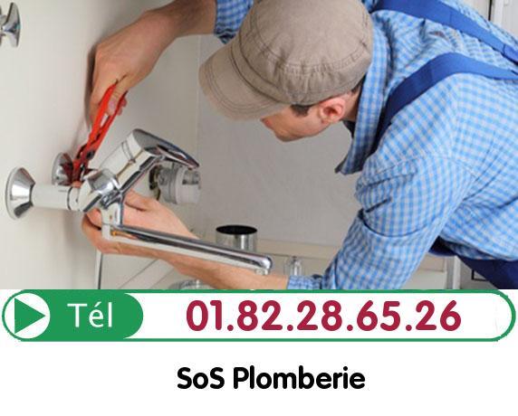 Canalisation Bouchée Le Vesinet 78110