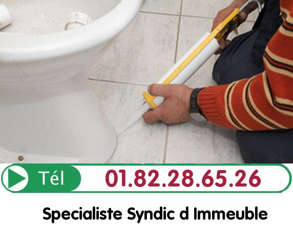Canalisation Bouchée Louvres 95380