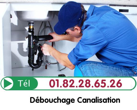 Canalisation Bouchée Magnanville 78200