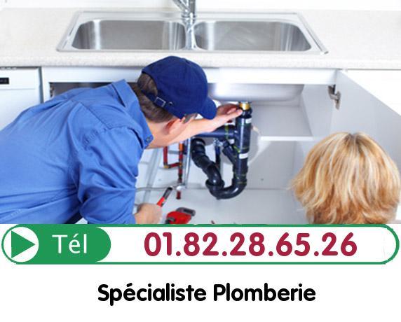 Canalisation Bouchée Maisons Alfort 94700