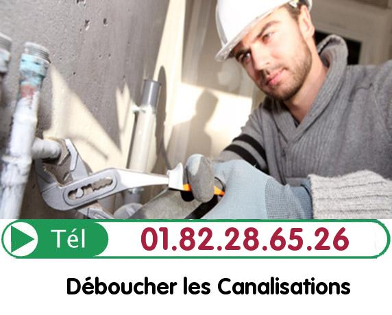 Canalisation Bouchée Marines 95640