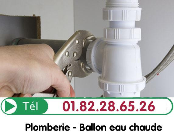 Canalisation Bouchée Marly le Roi 78160