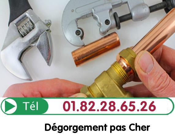Canalisation Bouchée Montesson 78360