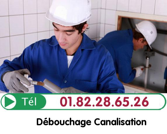 Canalisation Bouchée Mouy 60250