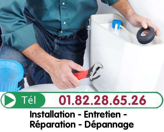 Canalisation Bouchée Nanteuil les Meaux 77100