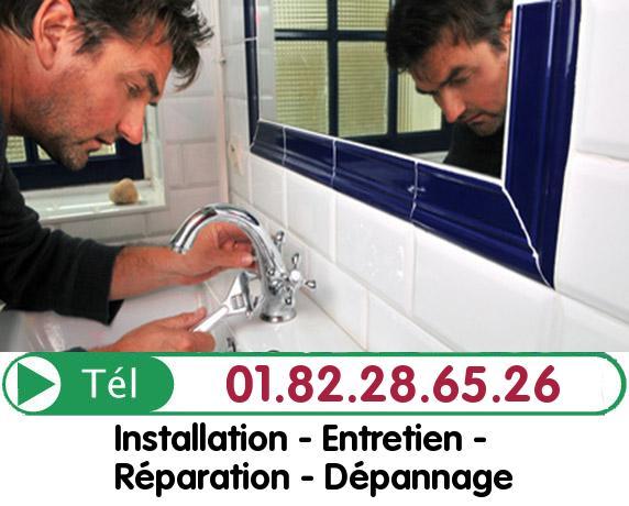Canalisation Bouchée Neuville sur Oise 95000