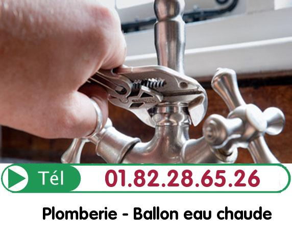 Canalisation Bouchée Ollainville 91290