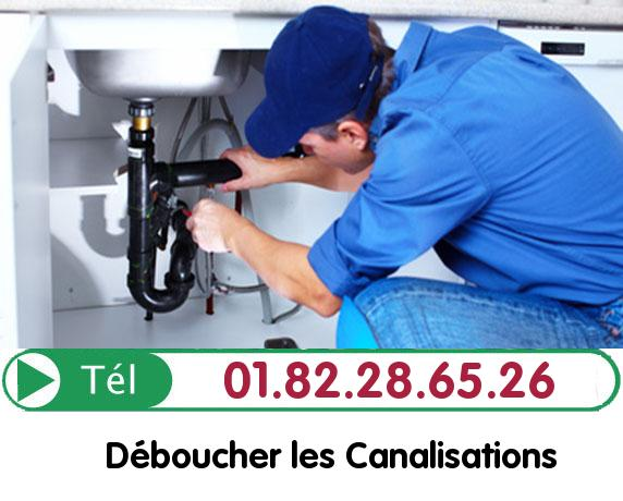 Canalisation Bouchée Orly 94310
