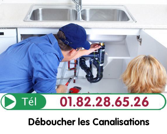 Canalisation Bouchée Paris 2