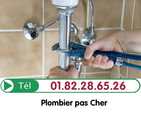 Canalisation Bouchée Paris 75019