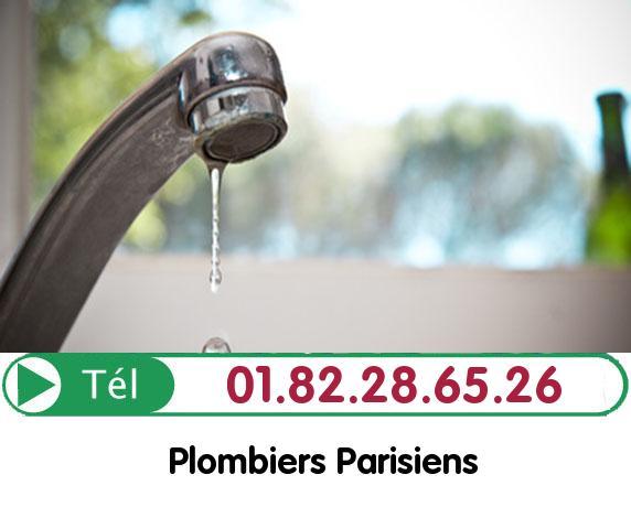 Canalisation Bouchée Paris 8