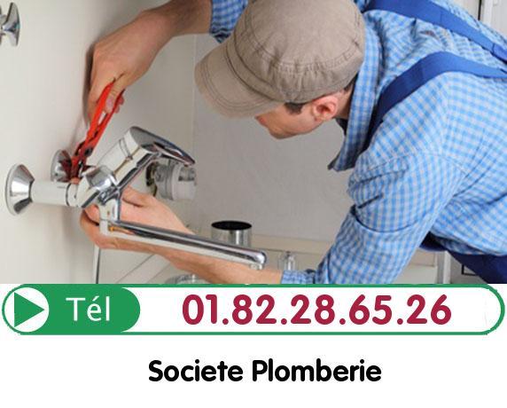 Canalisation Bouchée Puteaux 92800