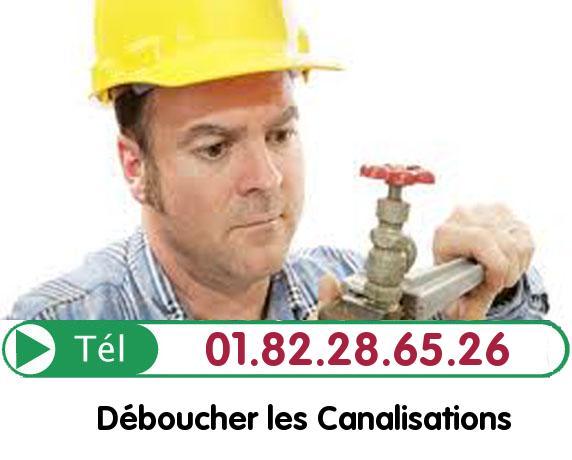 Canalisation Bouchée Quincy Voisins 77860