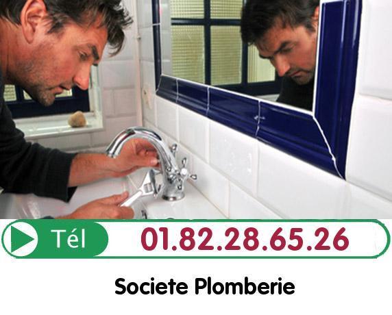 Canalisation Bouchée Rosny sur Seine 78710