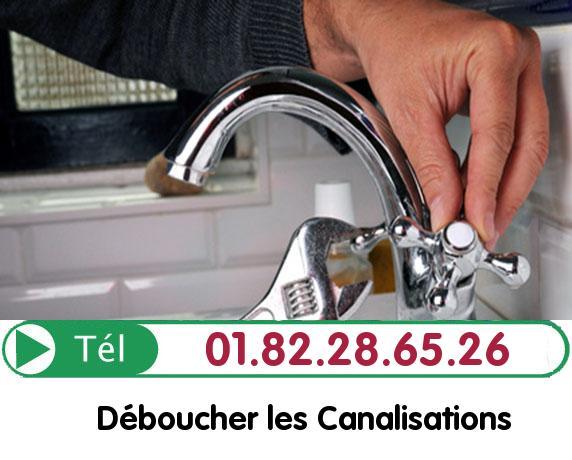 Canalisation Bouchée Saint Denis 93200