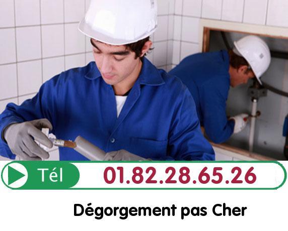 Canalisation Bouchée Saint Germain les Arpajon 91180