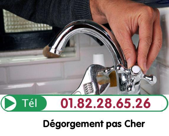 Canalisation Bouchée Saint Maur des Fosses 94100
