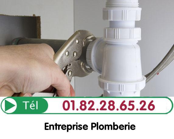 Canalisation Bouchée Thorigny sur Marne 77400