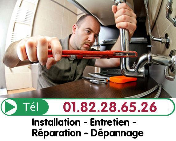 Canalisation Bouchée Trilport 77470