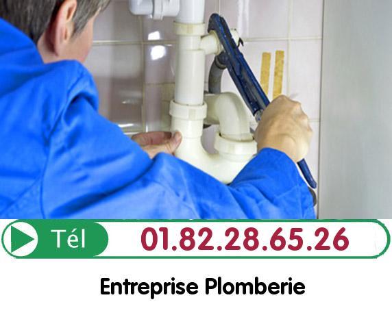 Canalisation Bouchée Viarmes 95270