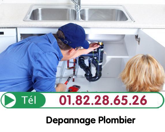 Canalisation Bouchée Villemoisson sur Orge 91360