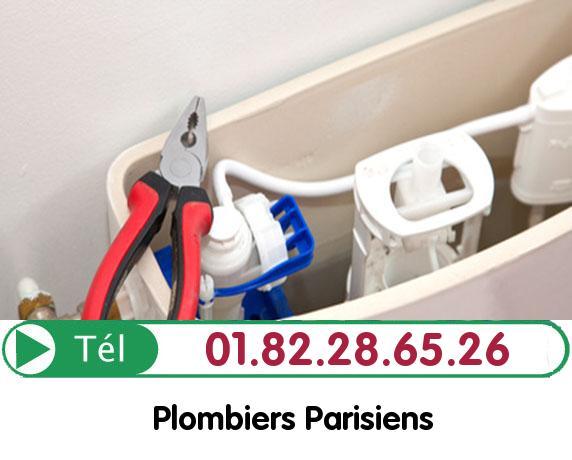 Canalisation Bouchée Villeneuve Saint Georges 94190
