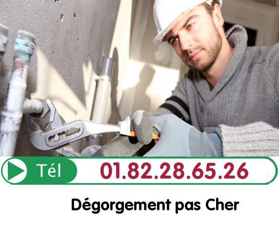 Degorgement Bretigny sur Orge 91220