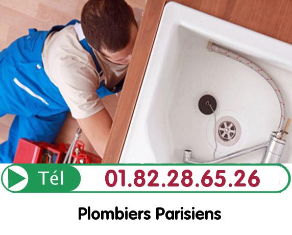 Degorgement Champigny sur Marne 94500