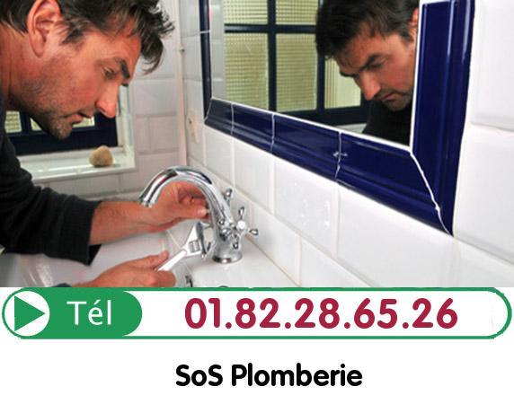 Degorgement Clichy sous Bois 93390
