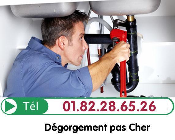 Degorgement Lamorlaye 60260