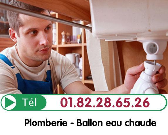 Degorgement Maurecourt 78780