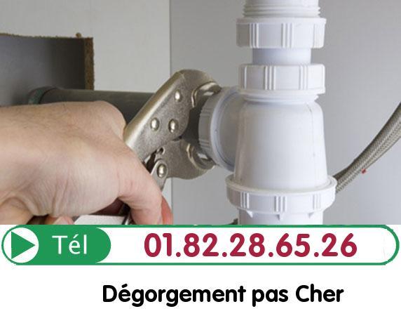 Degorgement Neuilly sur Marne 93330
