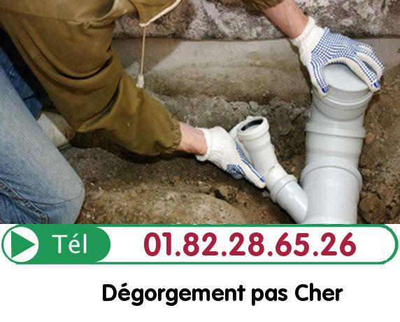 Degorgement Paris 5