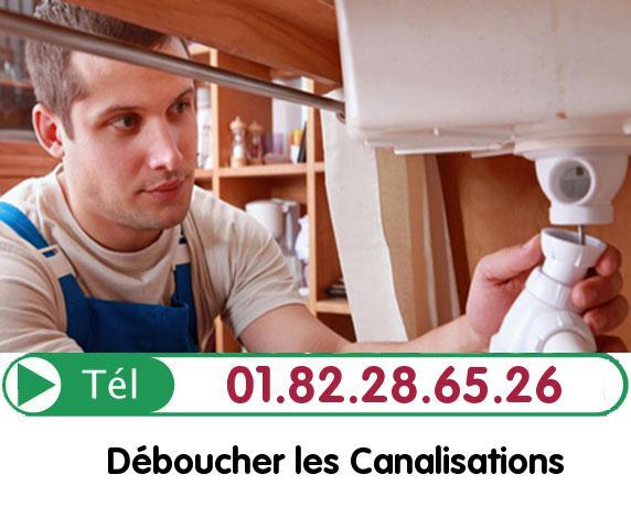 Degorgement Seine-Saint-Denis