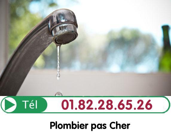 Degorgement Vigneux sur Seine 91270