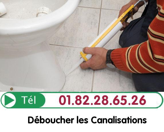 Evacuation Bouchée Bernes sur Oise 95340