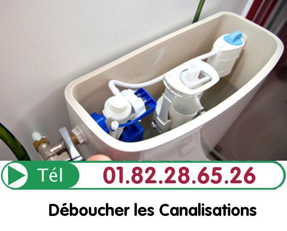 Evacuation Bouchée La Celle Saint Cloud 78170